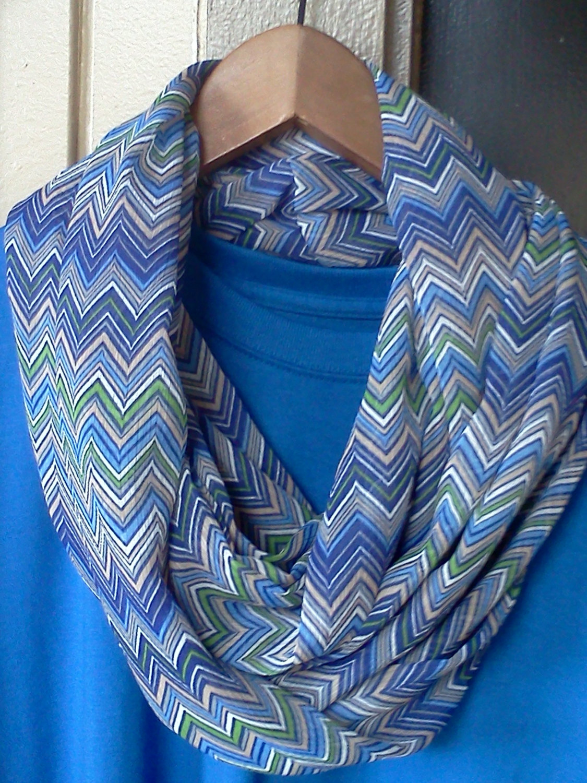 blue-chevron-scarf