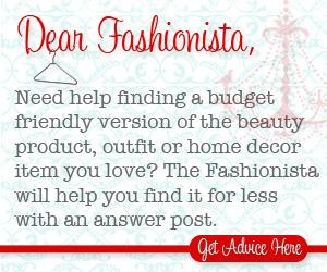 Dear Fashionista