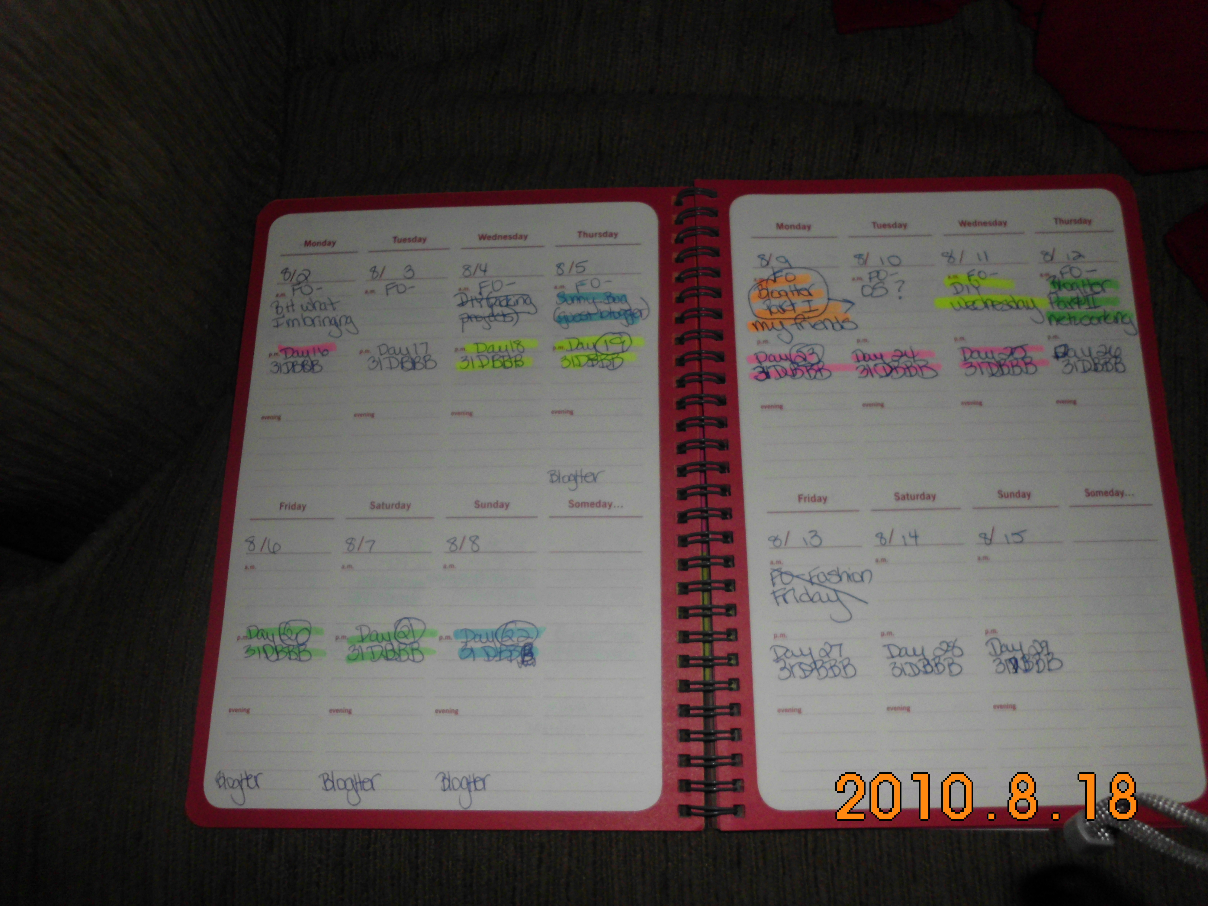 bob s your uncle multi task journal review