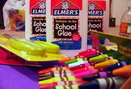What school supplies do I need?