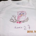 I Made This: Hoo's 2?
