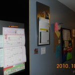My Wall of Organization