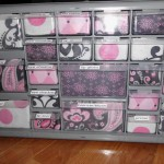 Reorganizing My Make-up Storage