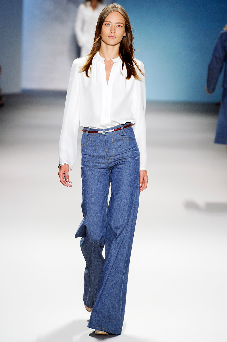 70 S Style Jeans Are Back