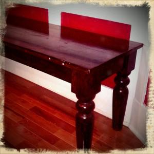 Refinishing Wood Furniture