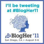 BlogHer '11 6 Weeks Away