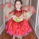 Tulip Flower Fairy From Chasing Fireflies