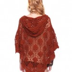 Stay Warm in a Fab Cape or Poncho