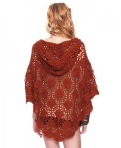 Free Crochet Poncho Patterns | AllFreeCrochet.com