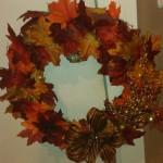 My Thanksgiving Wreath