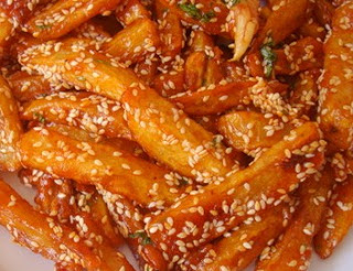 sesame-chilli-potatoes-recipe