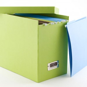file boxes make papers easy to find