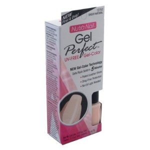 Fast Drying Gel Nail Polish
