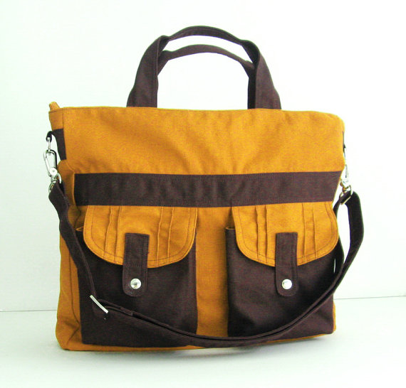 Tote Bag With lots of pockets