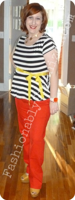 Kohl's Brings Bright Sprint To My Wardrobe