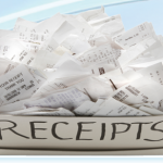 From Zero To Organized: Keeping Receipts
