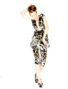 Camilla Babylon Chimera Animal Print