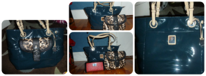 bag stages collage