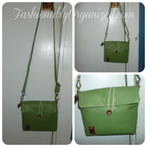 OASAP green bag