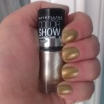 #MakeupMonday Maybelline Color Show Nails Inexpensive & Awesome