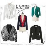 5 Blazers Under $50