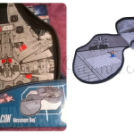 A Millennium Falcon Bag That Organizes Too