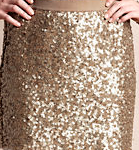 1 Sequin Skirt 3 Ways: #FashionFriday