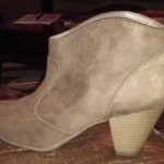 My New Booties are JustFab