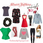 Valentine's Day Clothing with Heart #FashionFriday