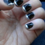 Fancy Nails #WordlessWednesday