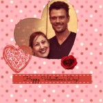 Josh Duhamel Says Happy Valentine's Day #WordlessWednesday