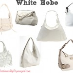 Dear Fashionista: White Hobo Bag Under $500 #FashionFriday
