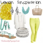 Lemon Inspiration Outfit #FashionFriday