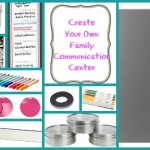 Create a Family Communication Center