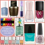 10 Great Spring Nail Colors