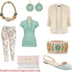 Mint Color Inspiration #FashionFriday