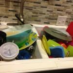Washing Dishes?