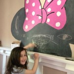 Addie & MM chalkboard