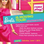 Barbie moving