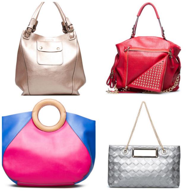 Handbag ShoeDazzle Collage