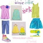 Add Some Color To Your Kids' Wardrobe