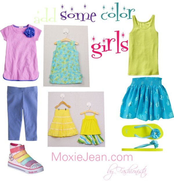 color for girls