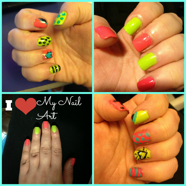 IHeartMyNailArt Collage
