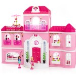Barbie is Moving to a Mega Bloks Mansion