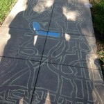 Sidewalk Chalk Cartography