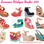 Summer Wedges Under $50
