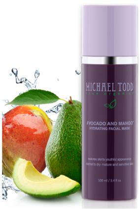 Michael Todd Avocado Mango mask