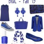 Blue – Fall '13