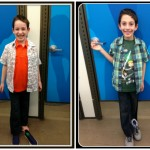 Back-To-School Shopping Old Navy Style