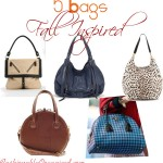 5 bags – Fall Inspired
